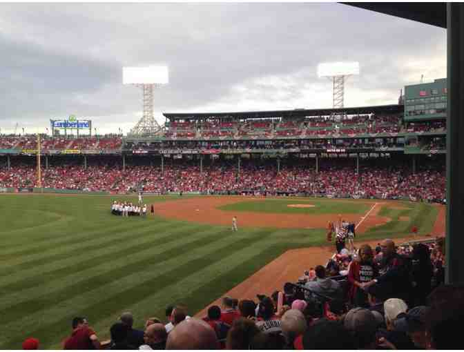 Red Sox vs. Tampa Bay Rays, July 30, 2019 - Four Tickets (GS 33, Row 9, Seats 1-4)