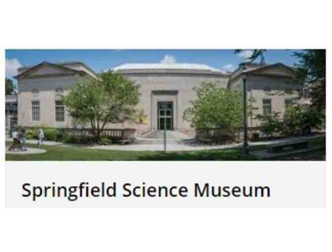 Springfield Museums - Two Admission Passes