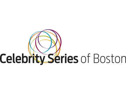Celebrity Series of Boston - 2 Tickets to a 2020-2021 Performance