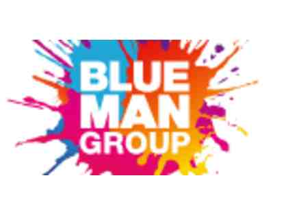 Blue Man Group Boston - Two Tickets