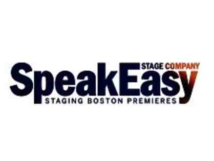 SpeakEasy Stage Company - Two Tickets to Any 2020-2021 Season Show