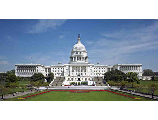 270.  Tour of Congress by Energy Insider Samuel Brinton