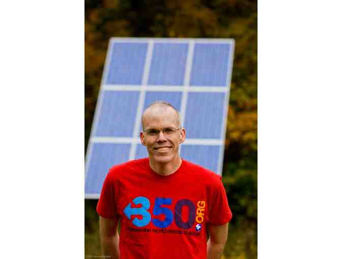 176.  Cross Country Ski Excursion with Bill McKibben, founder of 350.org