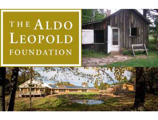 One Year Family Membership to the Aldo Leopold Foundation