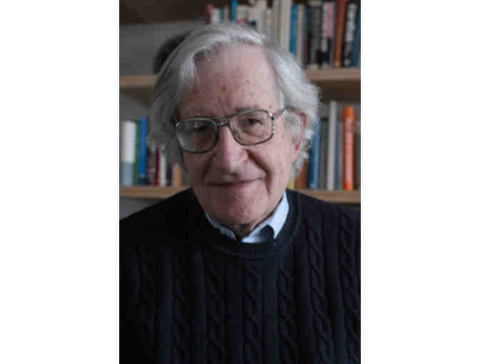175.  A Chat with Noam Chomsky