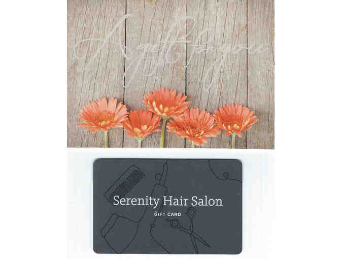 Serenity Hair Salon - one month unlimited tanning