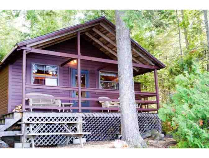 3 Night Stay at Moosehead Lake Camp