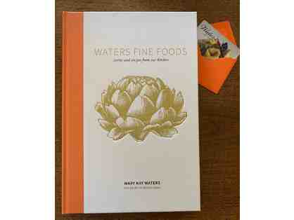 $50 to Waters Fine Foods + Beautiful Cookbook