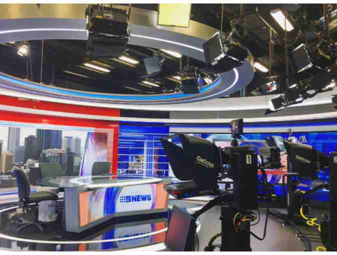 Behind the Scenes Tour of 9News - Photo 2