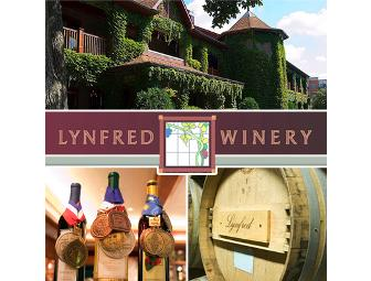 Wine Tasting - Lynfred Winery, Wheeling  (IL)