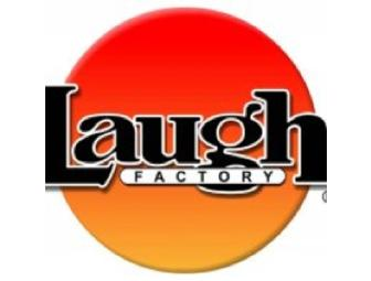 Laugh Factory in Hollywood, CA - 5 Pack of Tickets