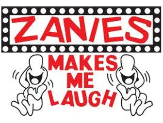 6 Tickets for Zanies Comedy Club (Chicago)