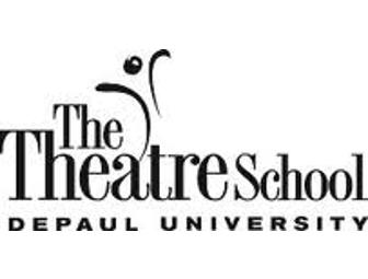 4 Tickets to a Theatre School Performance (Chicago)