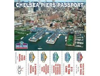 Chelsea Piers Gold Passports (NY)