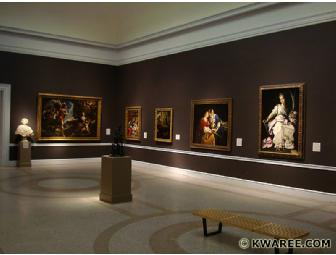 4 Complimentary Tickets to the Wadsworth Atheneum Museum of Art (CT)