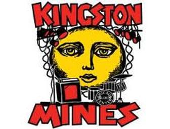 Admission to Kingston Mines Chicago Blues Center