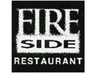 Court Theatre Tickets and Gift Certificate for Fireside Restaurant (Chicago)