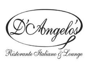 Philadelphia Gift Card Pack - Vintage Wine Bar and D'Angelo's