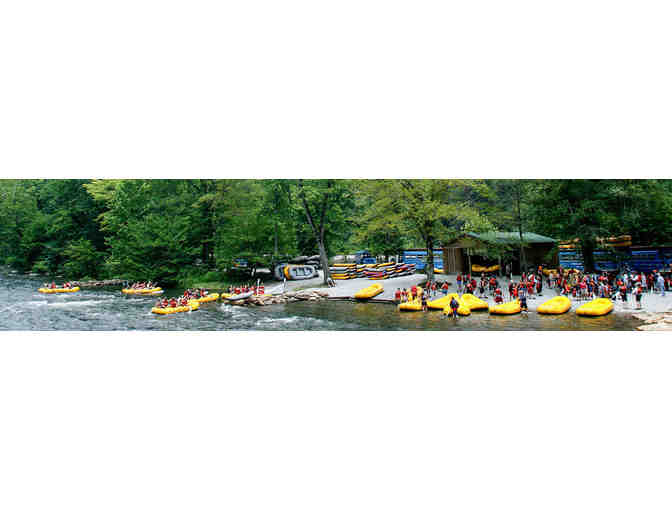 Whitewater Rafting or Zip Line Adventure at Nantahala Outdoor Center (BRYSON CITY, NC)