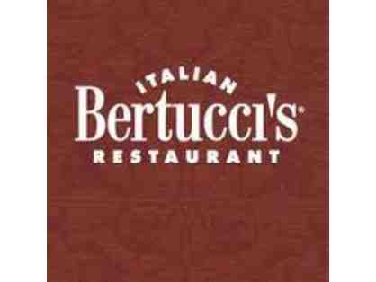 Two $25 Bertucci's Italian Restaurant Gift Cards (NATIONWIDE)