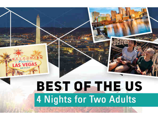 Travelers Choice US Top Travel Destinations for Two - Photo 1