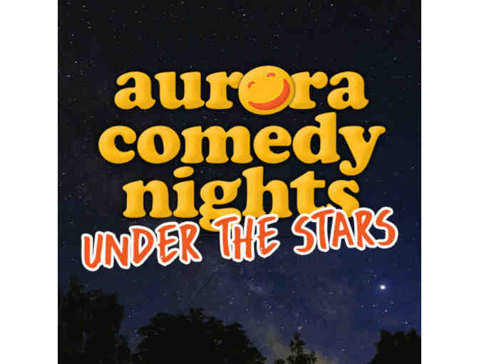 Gift certificate for two admission passes to Aurora Comedy Nights (LAWRENCEVILLE, GA) - Photo 2