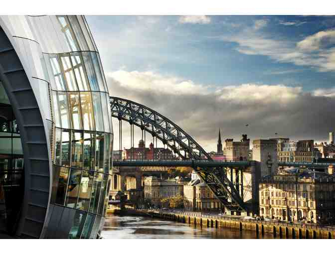 Durham Orchestral Society at the Sage and three-night stay at Hotel Indigo for two people