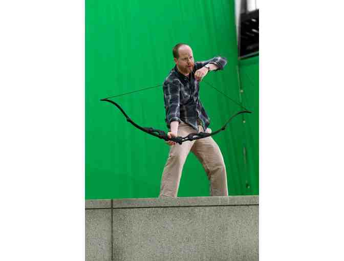 Avengers 2: Age of Ultron Set Visit