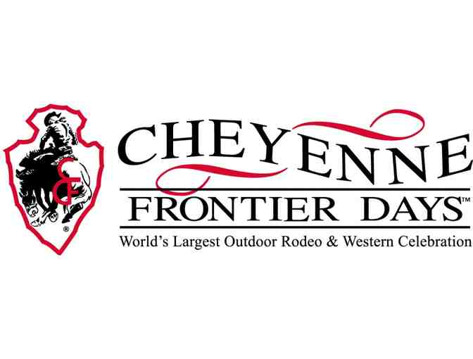 Cheyenne Frontier Days Rodeo - Photo 1