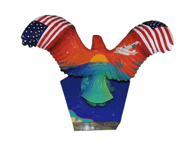Margaritaville Eagle w/ Concert Tickets & Prize Package