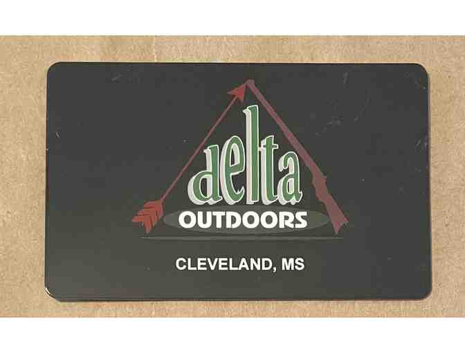 $200 Delta Outdoors Gift Card - Photo 1