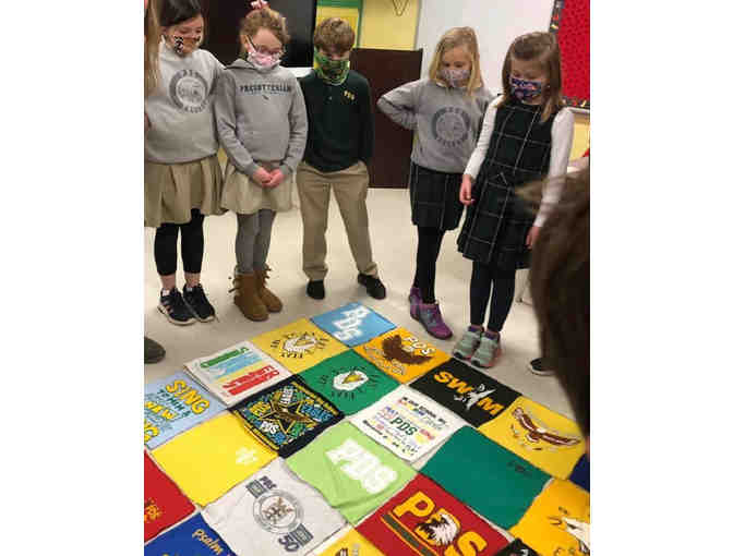 2021 3rd Grade Project - PDS T-shirt Quilt - Photo 10