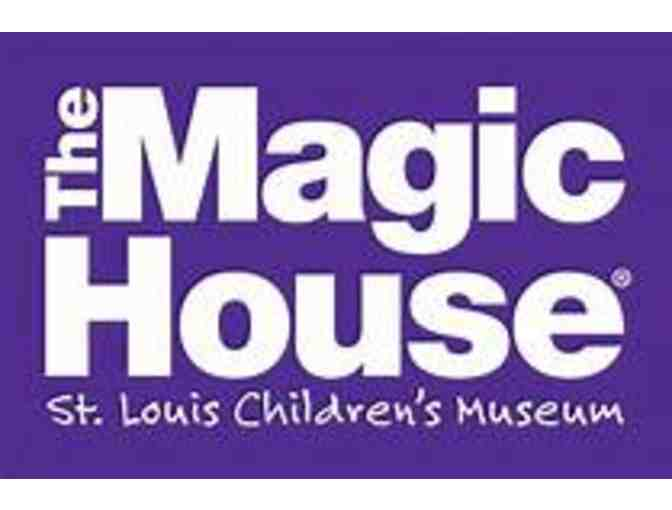 4 Passes to The Magic House in St. Louis, MO - Photo 1