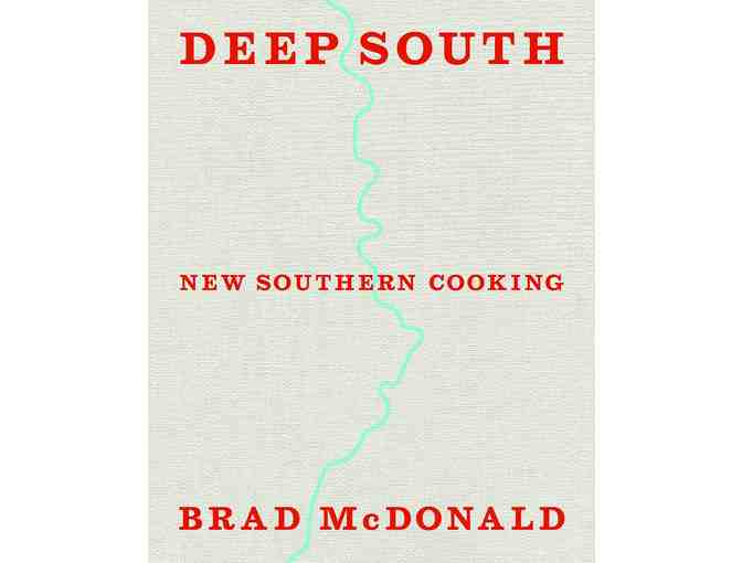 Cookbook : Deep South, New Southern Cooking from The Gardener