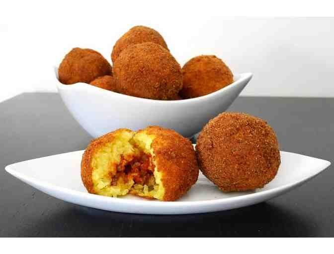 Croquette class for 8 kids at Stephanie Ross' Home