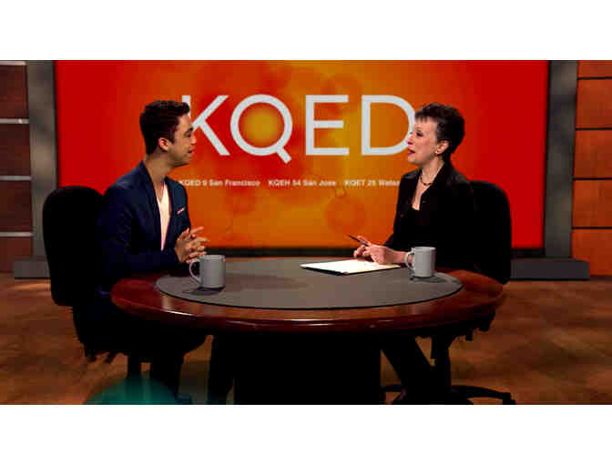 Guided Tour and Live Newscast at KQED