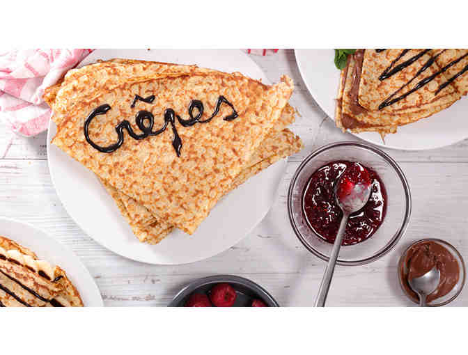 G4B Class basket: Crepe Day - La Chandeleur