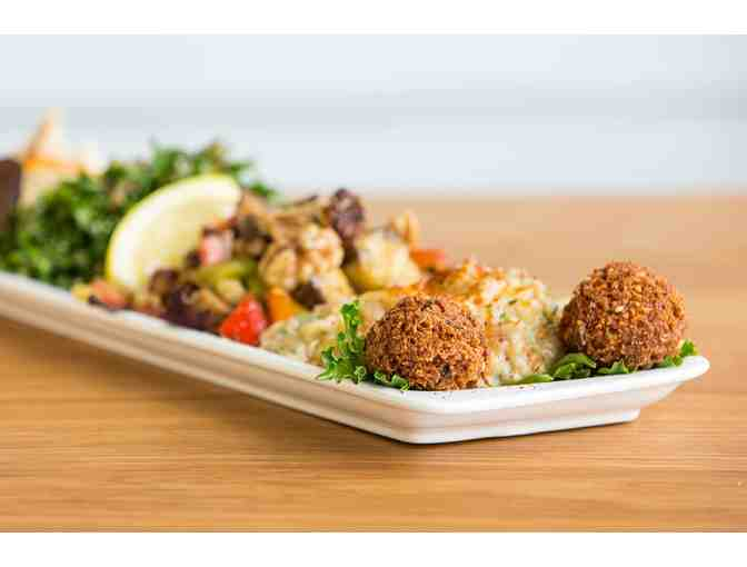 $100 gift certificate for Zaytoon Mediterranean Restaurant & Bar