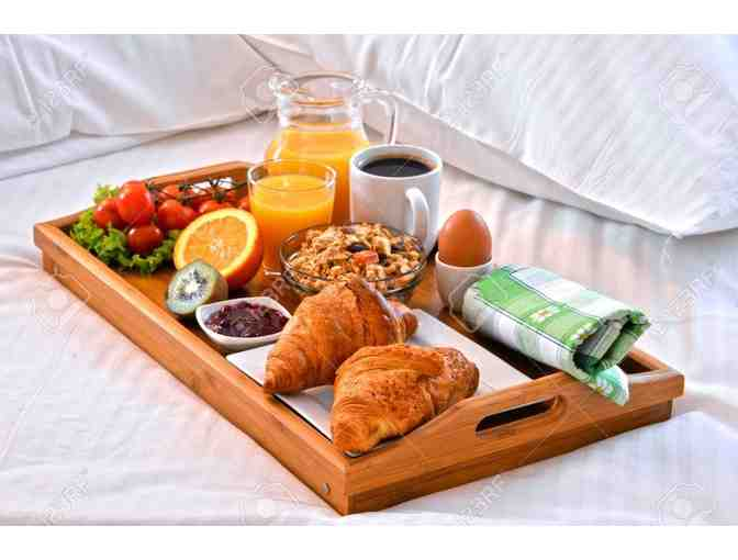 French breakfast delivered to you