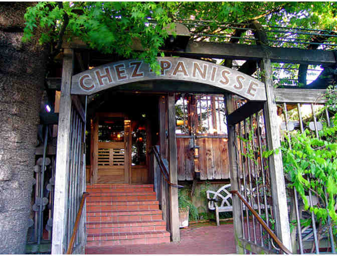$200 Gift Certificate for Chez Panisse