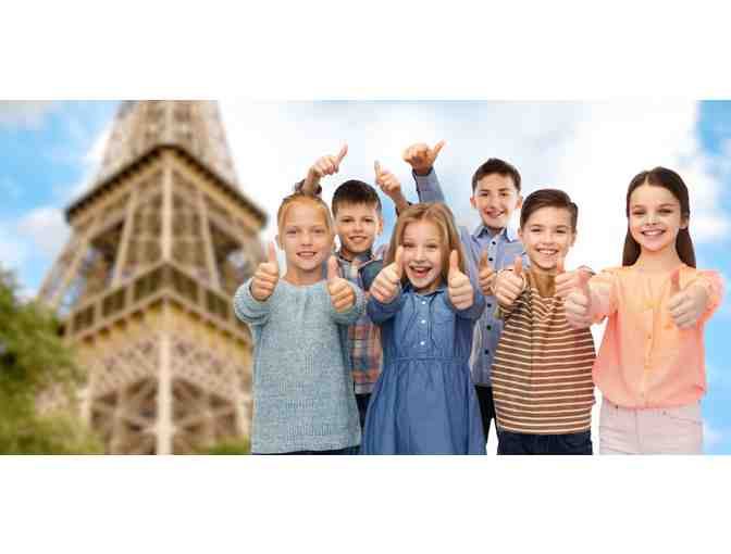 Learn French at the Alliance Francaise!