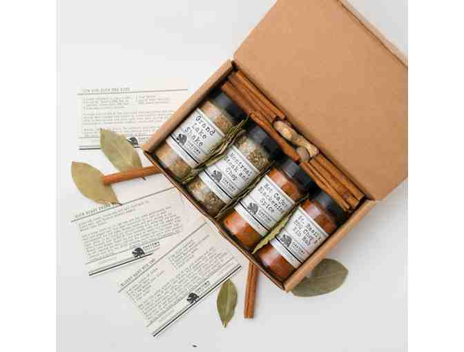 Rollicking Rubs Gift Box from Oaktown Spice Shop