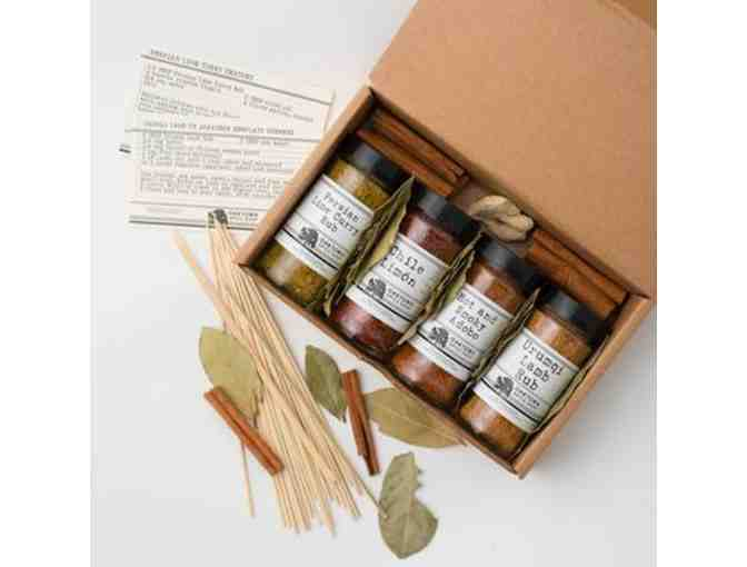 Skewered World of Kebabs Gift Box from Oaktown Spice Shop