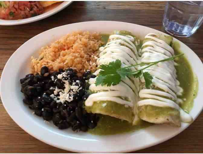 $50 Gift Certificate for Casa Latina