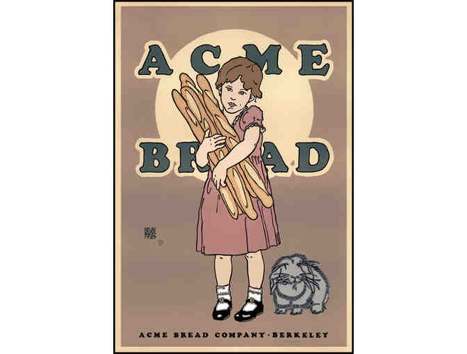$300 Gift Certificate for Acme Bread Company