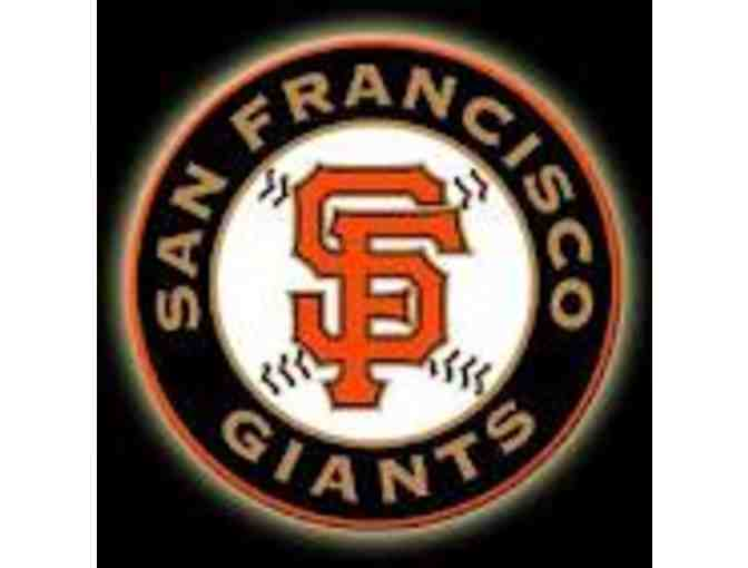 4 Giants Baseball Tickets