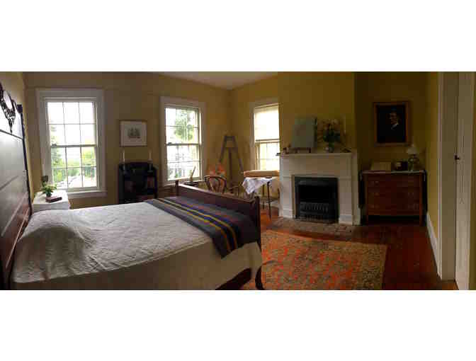 Spend the Night in Edward Hopper's Bedroom