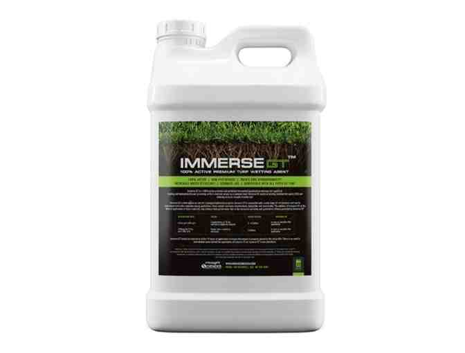 Immerse GT 100% Active Soil Surfactant - 25 Gallons (5, 2 x 2.5 Gallon Cases)