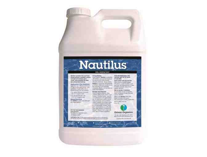Nautilus-- Innovative and Highly Effective Soil Surfactant for Turf - One, 5-gallon case