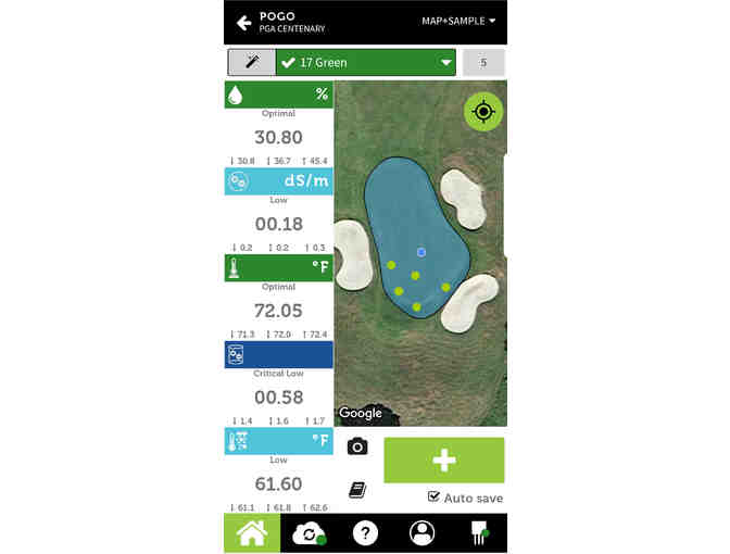 Pro+ hardware with 1 year of annual TurfPro Cloud System